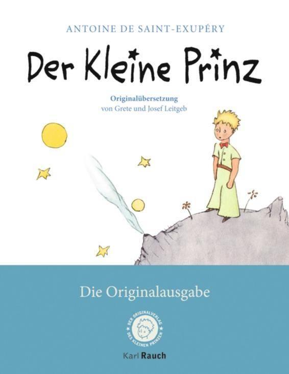 """Frank Liesen liest""""Der kleine Prinz"""""""