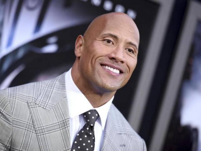 """""""The Rock"""" ist bestbezahlter Schauspieler"""