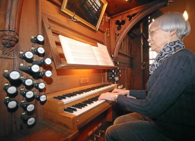 Orgelvirtuosin erklärt Rückzug