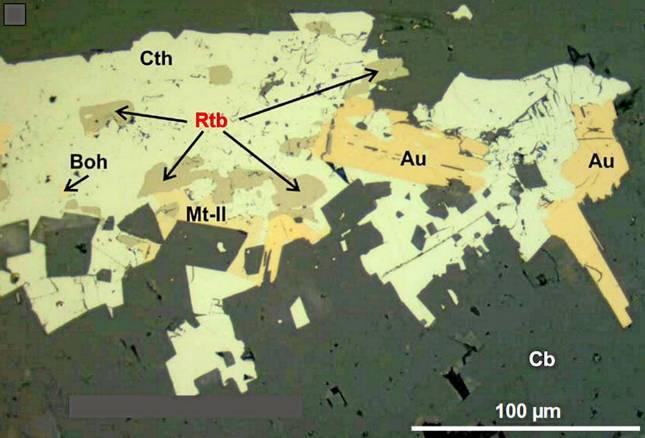 Erstes neues Harzer Mineral seit 1908