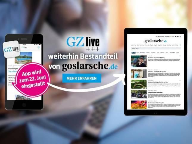 GZ Live und mehr auf goslarsche.de