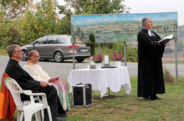 Drei Pfarrer - ein Gedenken