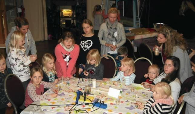 Weihnachtswerkstatt im Jugendtreff
