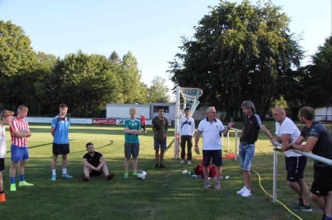 JSG Harly: Thorsten Fern übernimmt A-Jugend