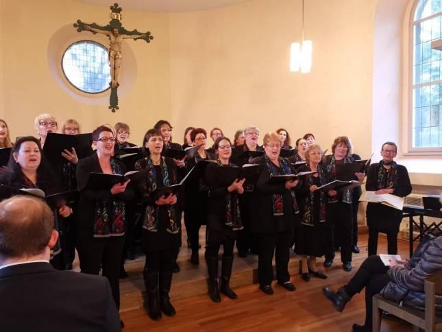 St. Nicolai-Frauenchor wird 15