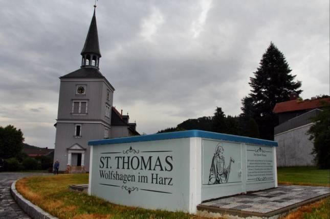 Sommerpredigt mit Popmusik an St. Thomas
