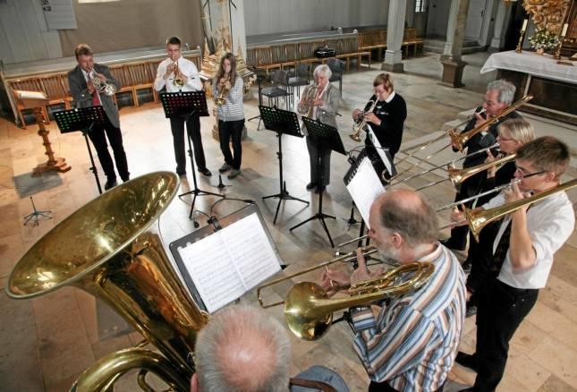 Sommerliches Konzert zum Stiftungsfest
