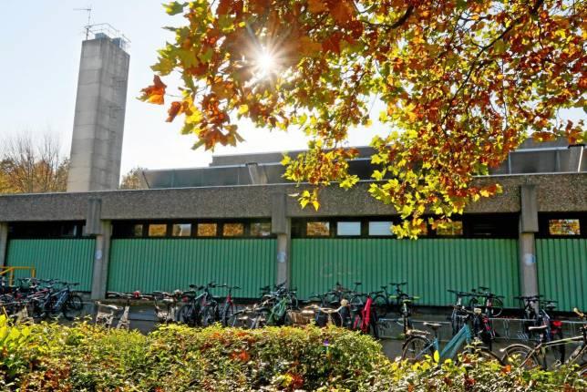 Schulzentrum: Neubau wird später fertig
