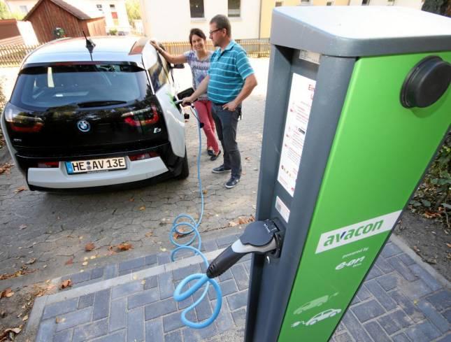 Elektroauto für die Gemeinde