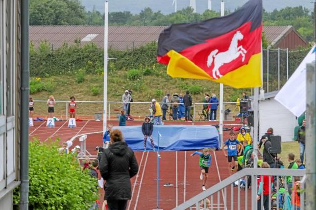 Viel Leichtathletik in Harlingerode