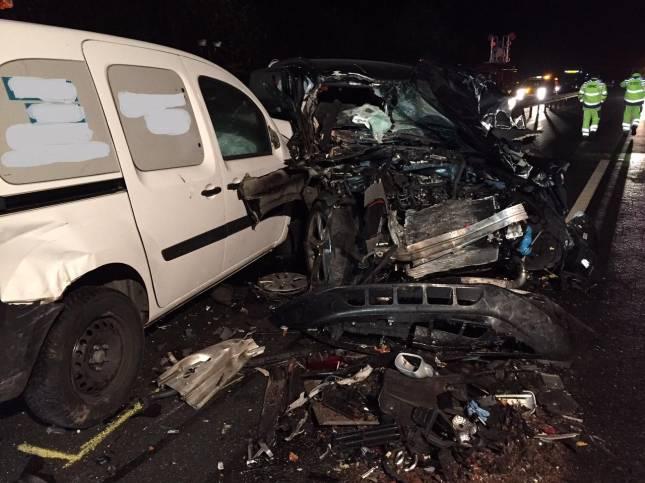 Tragischer Unfall: 3 Schwerverletzte