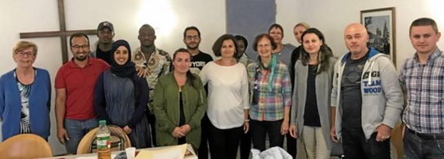 Dritter Demokratieworkshop für Migranten