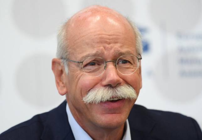 Verkehrsgerichtstag mit Dieter Zetsche