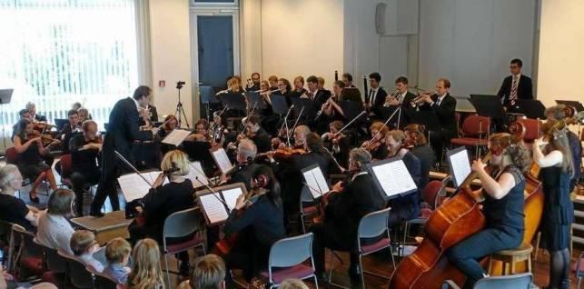 TU-Sinfonieorchester spielt Gershwin