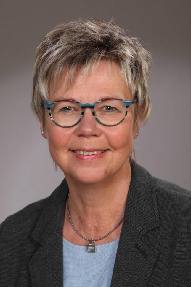 Christiane Raczek ist Spitzenkandidatin