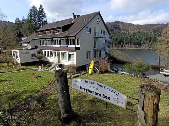 Berghof: Viel investiert, nun Zwangspause