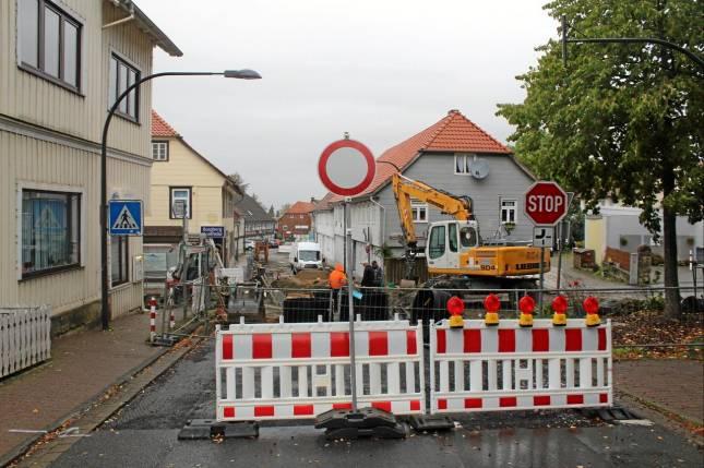 Lutherkirchenkreuzung ab Freitag offen