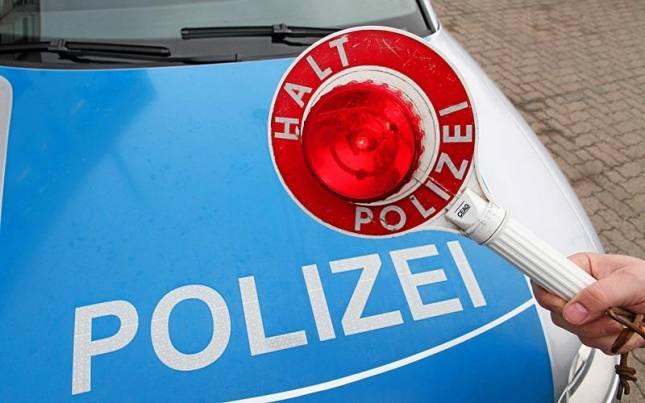 Polizei stellt Randalierer