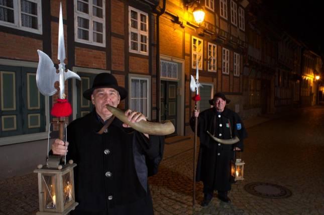 Wieder Stadtführungen in Hornburg