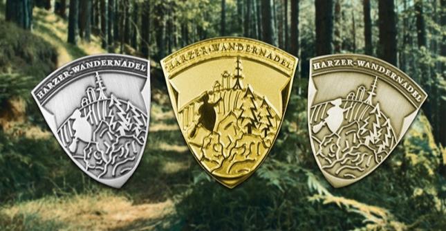 Saisoneröffnung der Harzer Wandernadel