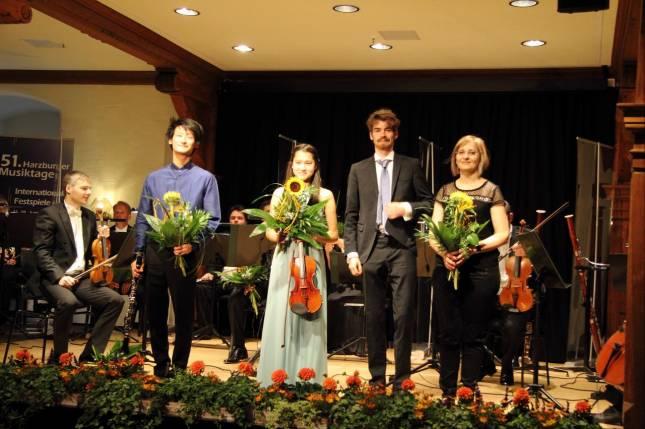 Harzburger Musiktage mit Konzert eröffnet