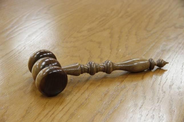Richter Pinkwart: Null Toleranz bei Waffen