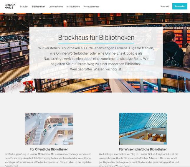 Brockhaus ab sofort online verfügbar
