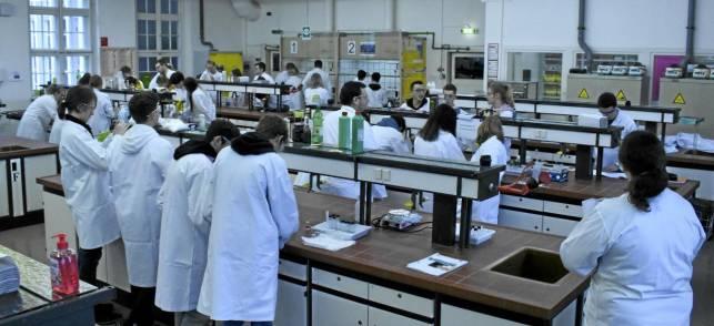 6. Internationaler Chemie-Workshop läuft