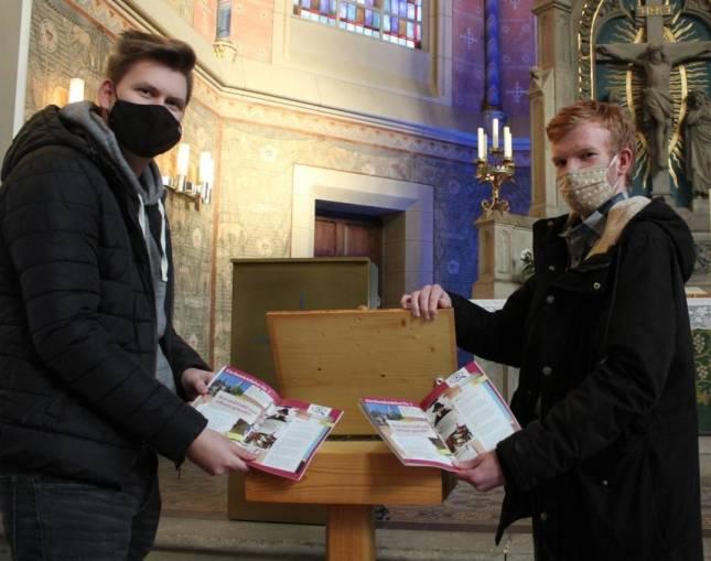 """Kirchendetektive"" sind startklar"