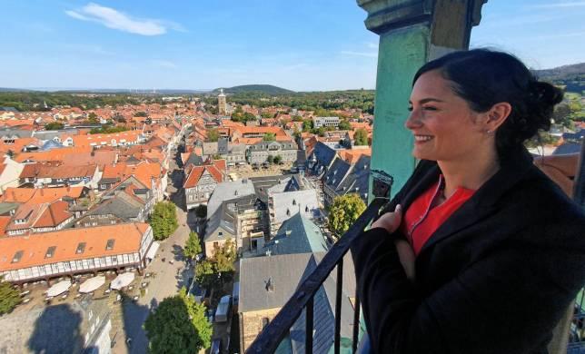 Ein neues Liebeslied für Goslar