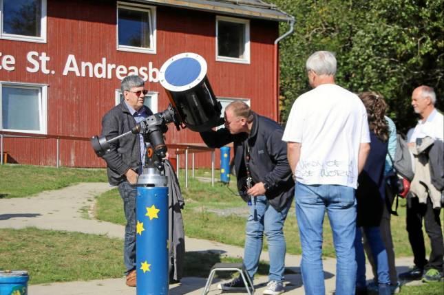 Viele Vorträge zum Tag der Astronomie