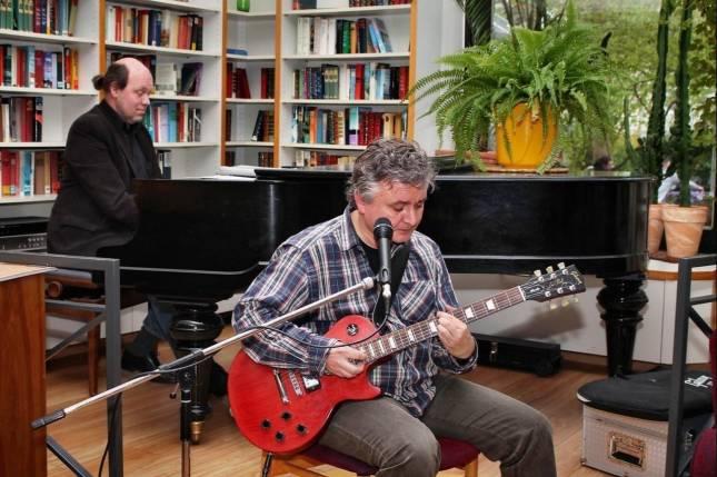 Jazz und Blues in der Fontheim-Klinik