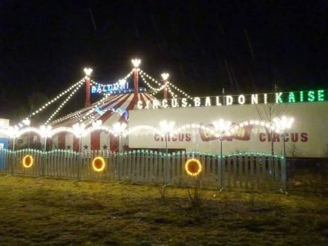 Zirkus gastiert bis Sonntag in Seesen