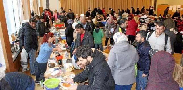 Zuschuss für Flüchtlingshilfe beschlossen
