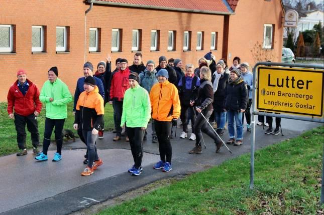 Lutteraner Läufer laufen das zehnte Jahr