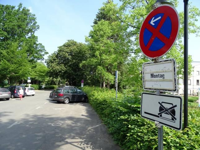 Bummelallee Harzburg: Ab Montag wird gebaut