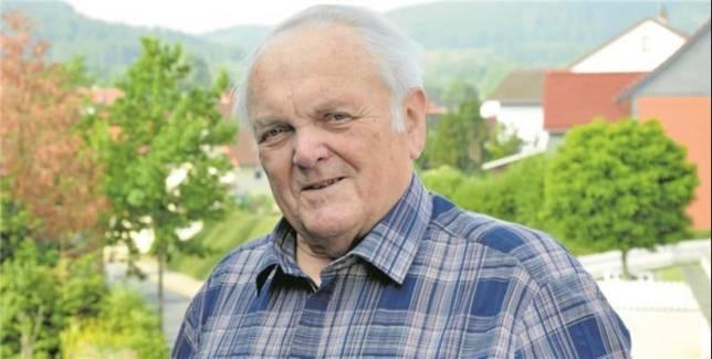 Erich Heine feiert 80. Geburtstag