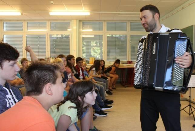 Klassik im Klassenzimmer