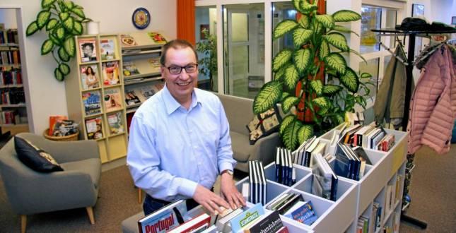 Stadtbücherei spürt Trends