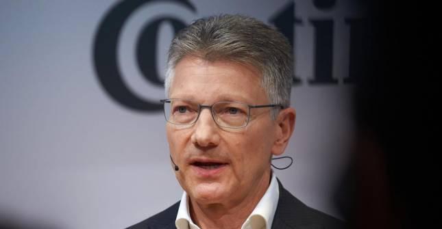 Continental-Chef legt Amt nieder
