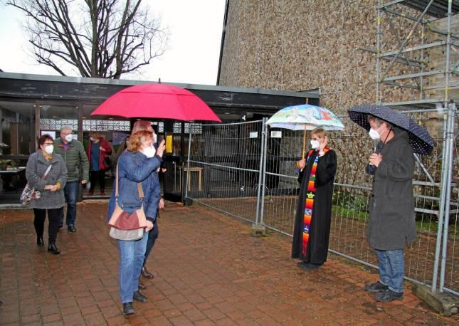 Pfarrerin Dagmar Reumke verlässt St. Georg